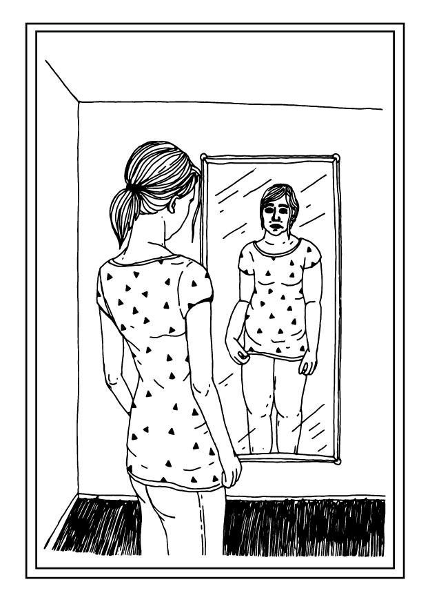 Obniżona samoocena