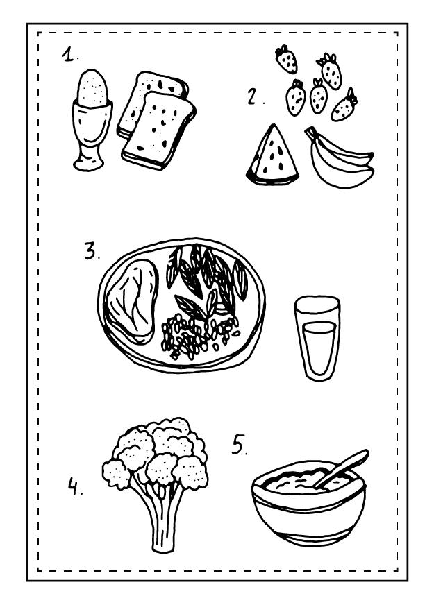 Zdrowa urozmaicona dieta